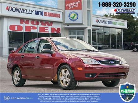 2006 Ford Focus ZX4 (Stk: PBWDR2227A) in Ottawa - Image 1 of 28