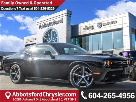 2015 Dodge Challenger SXT Plus or R/T (Stk: AB0925A) in Abbotsford - Image 1 of 27