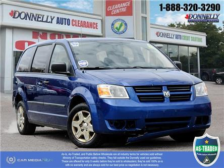 2010 Dodge Grand Caravan SE (Stk: PBWDUR6049A) in Ottawa - Image 1 of 28