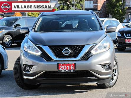 2016 Nissan Murano SV (Stk: 90785A) in Unionville - Image 2 of 28