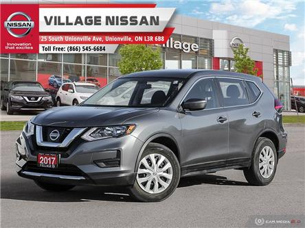 2017 Nissan Rogue S (Stk: P2863A) in Unionville - Image 1 of 27