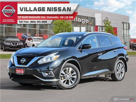 2016 Nissan Murano SL (Stk: P2892) in Unionville - Image 1 of 28