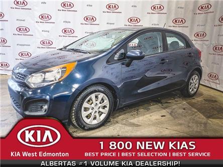 2013 Kia Rio LX+ (Stk: 21718A) in Edmonton - Image 1 of 35