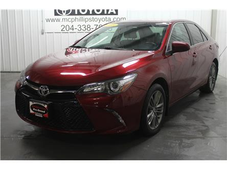 2015 Toyota Camry SE (Stk: C222478B) in Winnipeg - Image 1 of 24