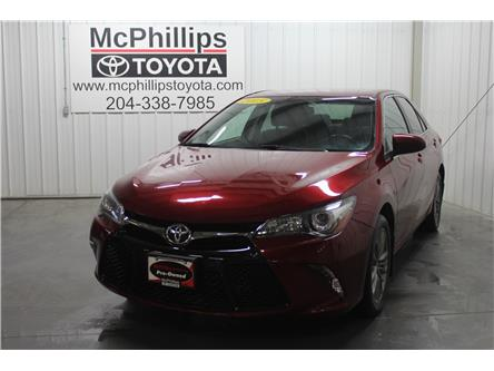 2015 Toyota Camry SE (Stk: C222478B) in Winnipeg - Image 2 of 24