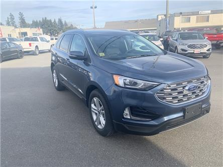 2019 Ford Edge SEL (Stk: 19T124) in Quesnel - Image 1 of 15