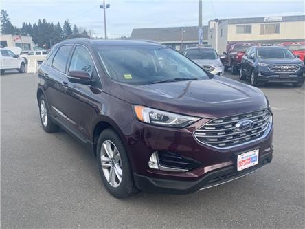 2019 Ford Edge SEL (Stk: 19T095) in Quesnel - Image 1 of 15