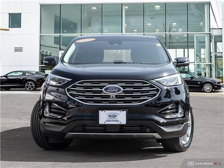 2019 Ford Edge Titanium (Stk: 6385) in Barrie - Image 2 of 27