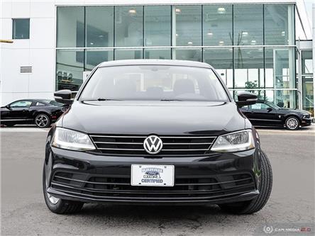 2017 Volkswagen Jetta Wolfsburg Edition (Stk: T1244A) in Barrie - Image 2 of 27