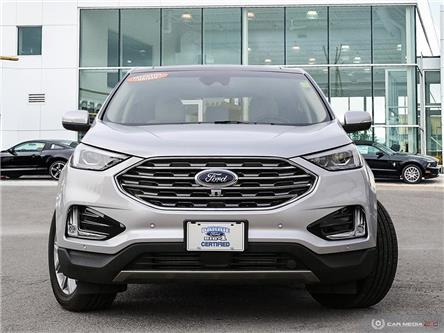 2019 Ford Edge Titanium (Stk: 6387) in Barrie - Image 2 of 27