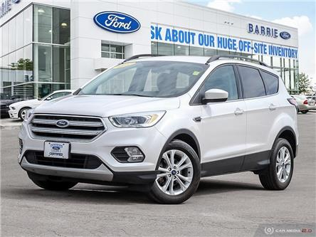 2018 Ford Escape SEL (Stk: 6368) in Barrie - Image 1 of 27