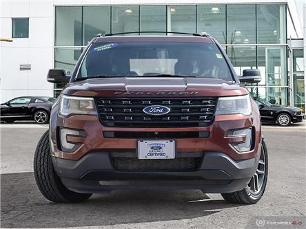 2016 Ford Explorer Sport (Stk: T1540A) in Barrie - Image 2 of 27