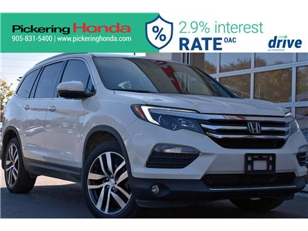 2017 Honda Pilot Touring (Stk: P5294) in Pickering - Image 1 of 39