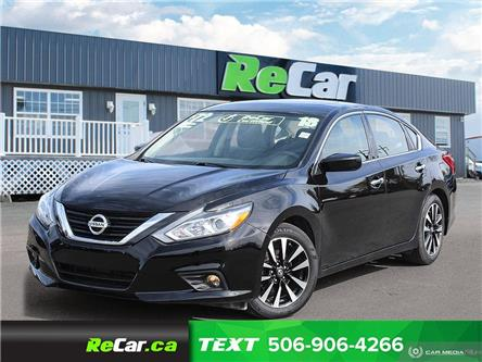 2018 Nissan Altima 2.5 SV (Stk: 191103A) in Fredericton - Image 1 of 24
