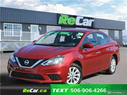 2016 Nissan Sentra 1.8 SV (Stk: 191078A) in Fredericton - Image 1 of 20