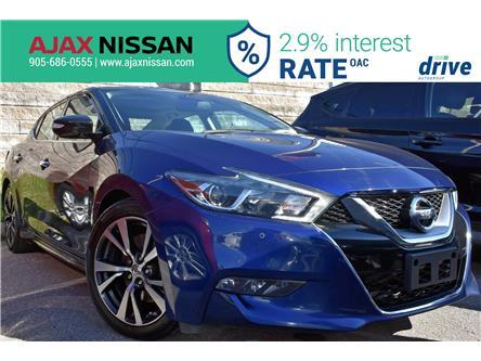 2016 Nissan Maxima Platinum (Stk: U792A) in Ajax - Image 1 of 33