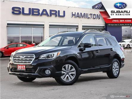 2017 Subaru Outback 2.5i Touring (Stk: S7403A) in Hamilton - Image 1 of 27