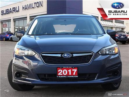 2017 Subaru Impreza Convenience (Stk: U1499) in Hamilton - Image 2 of 25