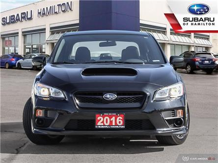2016 Subaru WRX Base (Stk: S7898A) in Hamilton - Image 2 of 27