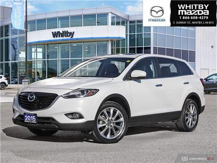 2015 Mazda CX-9 GT (Stk: P17499) in Whitby - Image 1 of 27