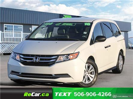 2016 Honda Odyssey SE (Stk: 191024A) in Saint John - Image 1 of 25