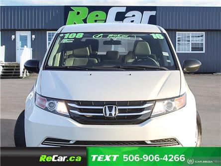 2016 Honda Odyssey SE (Stk: 191024A) in Saint John - Image 2 of 25