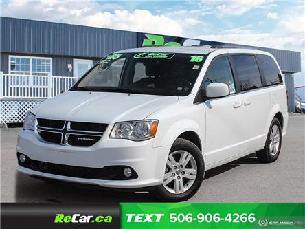 2018 Dodge Grand Caravan Crew (Stk: 191187A) in Saint John - Image 1 of 22