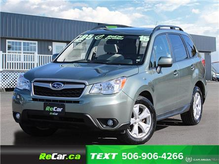2015 Subaru Forester 2.5i Touring Package (Stk: 191145A) in Saint John - Image 1 of 25