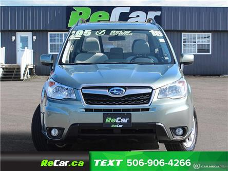 2015 Subaru Forester 2.5i Touring Package (Stk: 191145A) in Saint John - Image 2 of 25