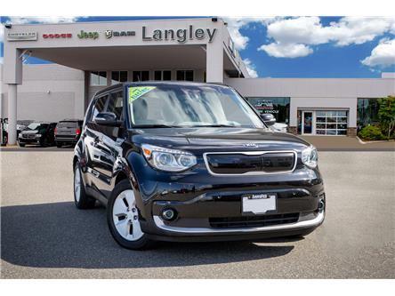 2016 Kia Soul EV EV Luxury (Stk: LF2273) in Surrey - Image 1 of 28