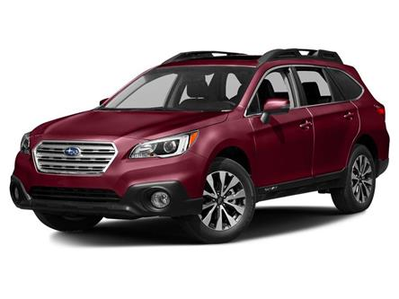 2016 Subaru Outback 3.6R Limited Package (Stk: 15008AS) in Thunder Bay - Image 1 of 10