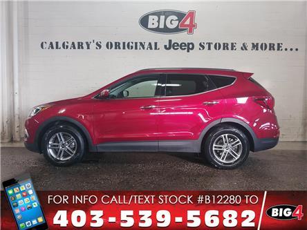 2018 Hyundai Santa Fe Sport 2.4 Base (Stk: B12280) in Calgary - Image 1 of 16