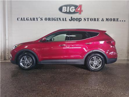 2018 Hyundai Santa Fe Sport 2.4 Base (Stk: B12280) in Calgary - Image 2 of 16