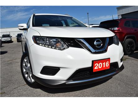 2016 Nissan Rogue S (Stk: 93625) in St. Thomas - Image 1 of 30