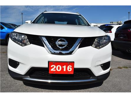 2016 Nissan Rogue S (Stk: 93625) in St. Thomas - Image 2 of 30