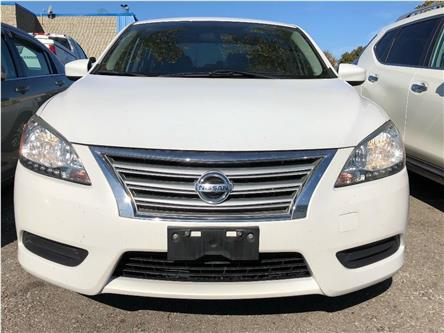 2015 Nissan Sentra SV | ONE OWNER | NO ACCIDENTS | CPO WARRANTY (Stk: P0643) in Mississauga - Image 2 of 19