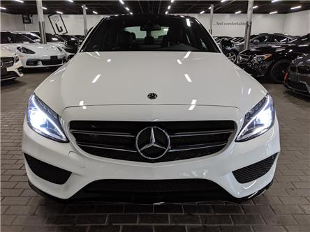 2018 Mercedes-Benz C-Class Base (Stk: 4852) in Oakville - Image 2 of 23