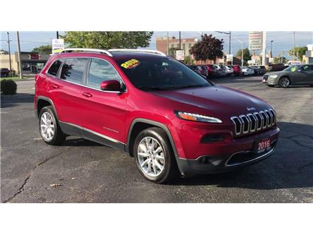 2016 Jeep Cherokee Limited (Stk: 44988) in Windsor - Image 2 of 14