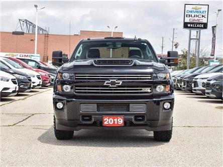 2019 Chevrolet Silverado 2500HD LT/6.6/MIDNIGHT PKG/Z71/HD TRAILR/HTD LTHR STS (Stk: 213977A) in Milton - Image 2 of 28