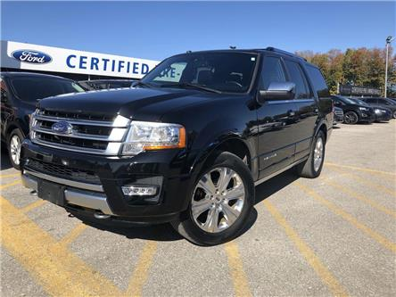 2016 Ford Expedition Platinum (Stk: EX19056A) in Barrie - Image 1 of 27