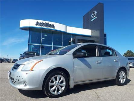 2011 Nissan Sentra 2.0 (Stk: K991A) in Milton - Image 1 of 11