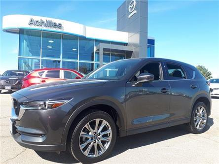 2019 Mazda CX-5 Signature (Stk: H1811) in Milton - Image 1 of 13