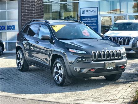 2016 Jeep Cherokee Trailhawk (Stk: 28848A) in East York - Image 2 of 29