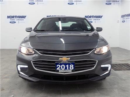 2018 Chevrolet Malibu LT | PUSH START | BACKUP CAM | REMOTE START | (Stk: DR430) in Brantford - Image 2 of 36