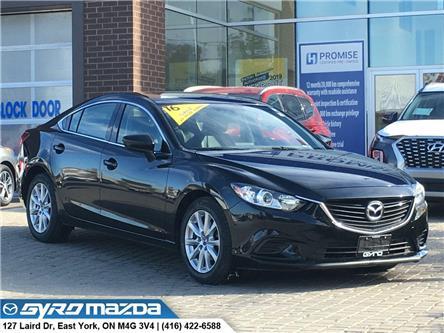 2016 Mazda MAZDA6 GS (Stk: 29163) in East York - Image 1 of 30
