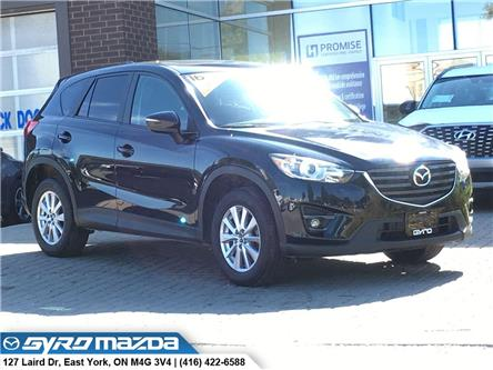 2016 Mazda CX-5 GS (Stk: 29160A) in East York - Image 1 of 29