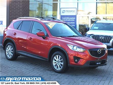 2015 Mazda CX-5 GS (Stk: 28970A) in East York - Image 1 of 30