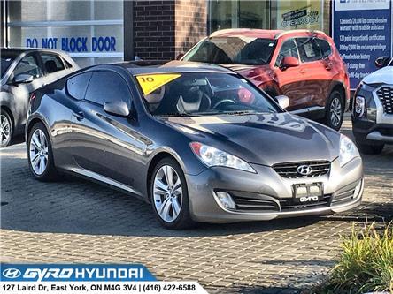 2010 Hyundai Genesis Coupe 2.0T Premium (Stk: H5310) in Toronto - Image 1 of 28