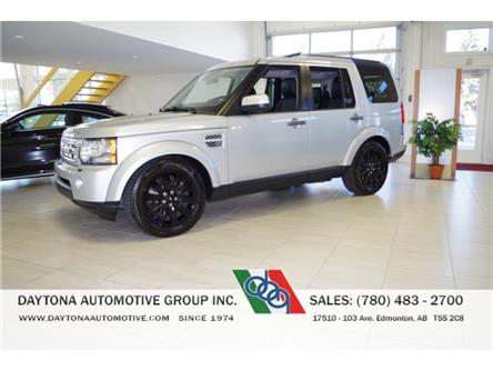 2012 Land Rover LR4 Base (Stk: 8980) in Edmonton - Image 1 of 22