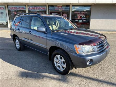2003 Toyota Highlander AWD V6 | LEATHER | VERY LOW KM | GREAT VALUE (Stk: P12657) in Oakville - Image 2 of 19